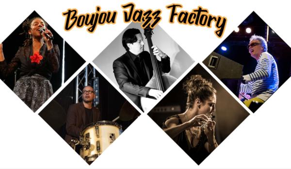 Boujou Jazz Factory – Jazz dans les prés